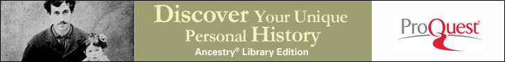 Ancestry Library Edition – Available at the Elkhart Lake Public Library