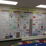 Culver's Coloring Contest