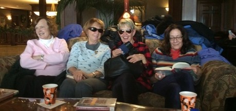 Book club ladies