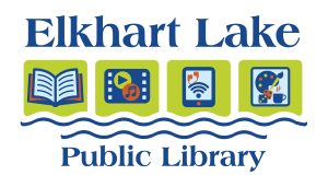 Elkhart Lake Public Library logo